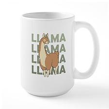 Llama, Llama, Llama! Mug