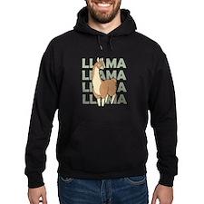Llama, Llama, Llama! Hoodie