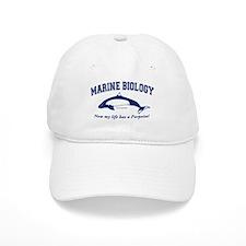 Marine Biology Baseball Baseball Cap