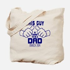 This Guy Dad March 2014 Tote Bag
