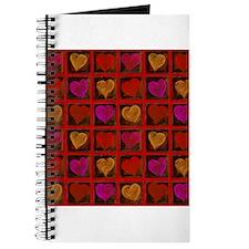 Shelving Hearts Journal