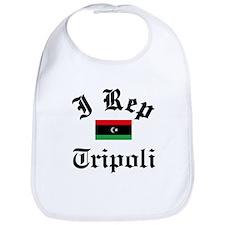 I rep Tripoli Bib