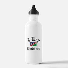 I rep Windhoek Water Bottle