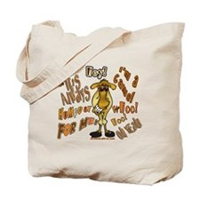 Funny Camel HumpDay -Light Tote Bag