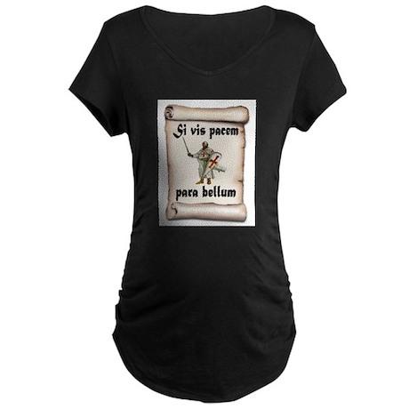 CRUSADER Maternity T-Shirt