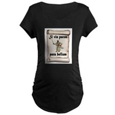 CRUSADER Maternity T-Shirt