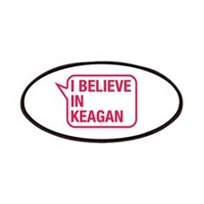 I Believe In Keagan Patches