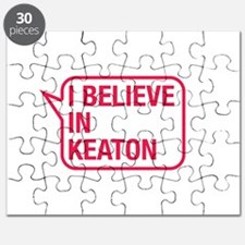 I Believe In Keaton Puzzle