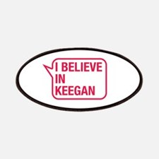 I Believe In Keegan Patches