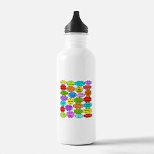 RN pillow Water Bottle