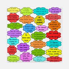RN pillow Queen Duvet