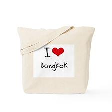 I Heart BANGKOK Tote Bag