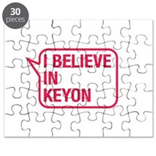I Believe In Keyon Puzzle