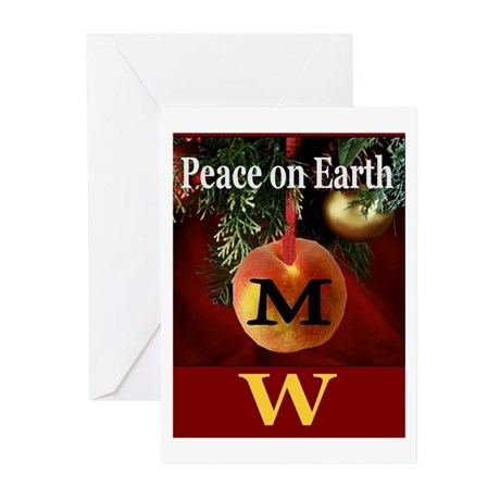 Impeach on Earth Greeting Cards (Pk of 10)