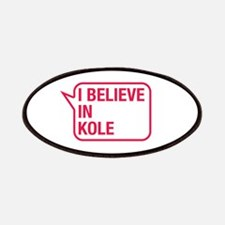 I Believe In Kole Patches