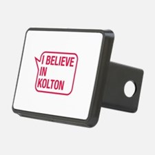 I Believe In Kolton Hitch Cover