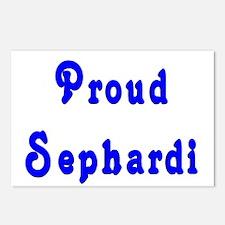 Proud Sephardi Postcards (Package of 8)