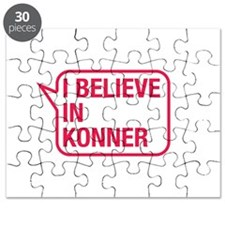 I Believe In Konner Puzzle