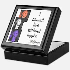 Books: Keepsake Box