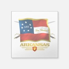 Arkansas -Deo Vindice Sticker