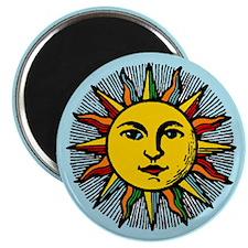 "Sunshine 2.25"" Magnet (10 pack)"