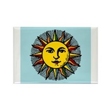 Sunshine Rectangle Magnet
