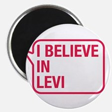 I Believe In Levi Magnet