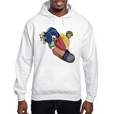 Skateboarder Hoodie