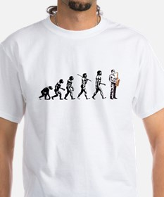 Sax Saxophone Evolution T-Shirt