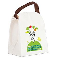 Richmond Vegetarian Festival 2012 Canvas Lunch Bag