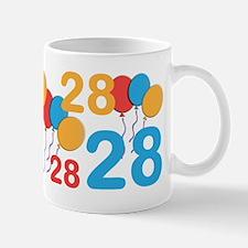 28 Years Old - 28th Birthday Mug