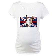 Bull Terrier UK grunge flag Shirt
