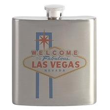 Las Vegas Sign Flask