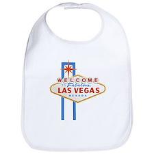 Las Vegas Sign Bib