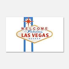 Las Vegas Sign Wall Decal