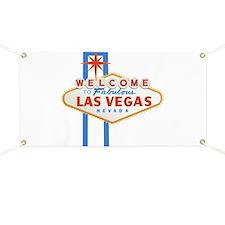 Las Vegas Sign Banner