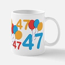 47 Years Old - 47th Birthday Mug