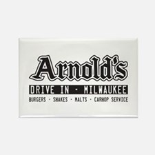 Arnold's Drive In Rectangle Magnet