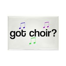Got Choir? Rectangle Magnet