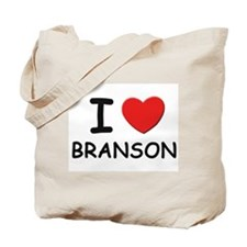 I love Branson Tote Bag