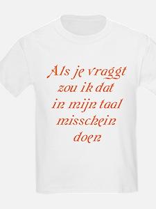 The Dutch Kids T-Shirt