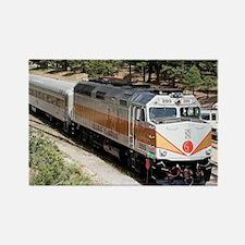 Railway Locomotive, Grand Canyon, Arizona, USA Rec