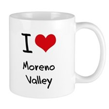 I Heart MORENO VALLEY Mug