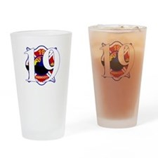 19 Hotshots Arizona Firefighters Drinking Glass