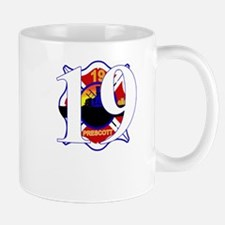 19 Hotshots Arizona Firefighters Mug