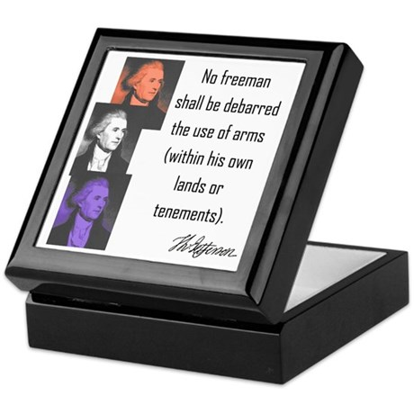 Property: Keepsake Box