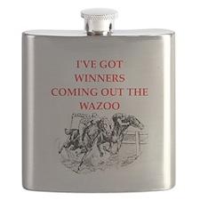 horse racing Flask