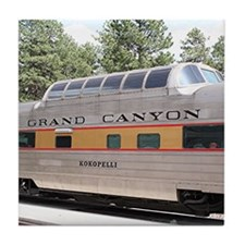 Railway carriage, Grand Canyon, Arizona, USA 2 Til
