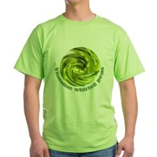 Visualize Whirled Peas Organic T-Shirt