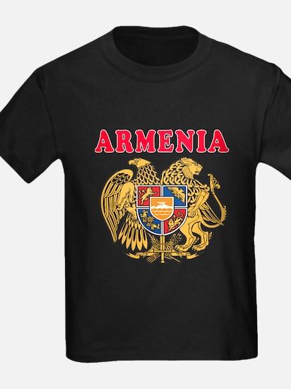 Armenia Coat Of Arms Designs T